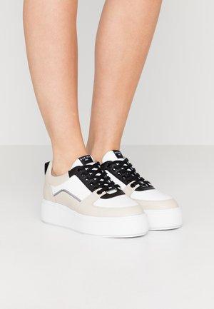 ELISE BLUSH - Sneakers basse - white/multicolor