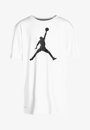 JUMPMAN LOGO - T-shirts print - white