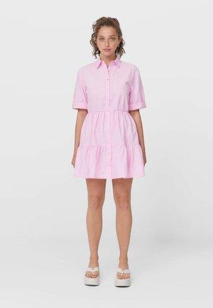 Blusenkleid - light pink