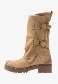 Musse & Cloud - MARVIN - Cowboystøvler - sand - 1