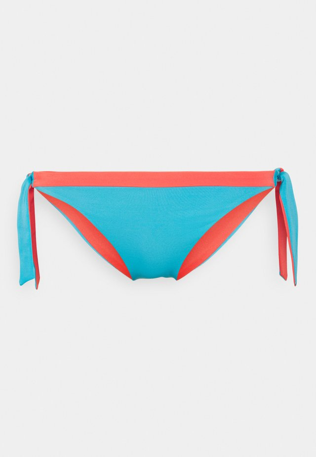 WOMEN SHORE KOSRAE - Bas de bikini - orange/blue