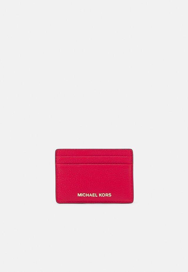 JET SET CARD HOLDER MERCER - Geldbörse - bright red