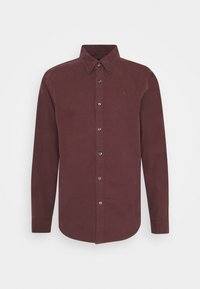Abercrombie & Fitch - SIGNATURE SOLID OXFORD - Shirt - burg - 4
