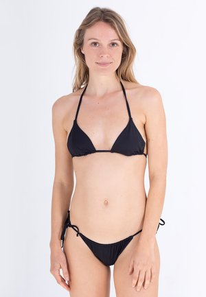 ITSY BIITSY - Bikiniöverdel - newprint or black/wht