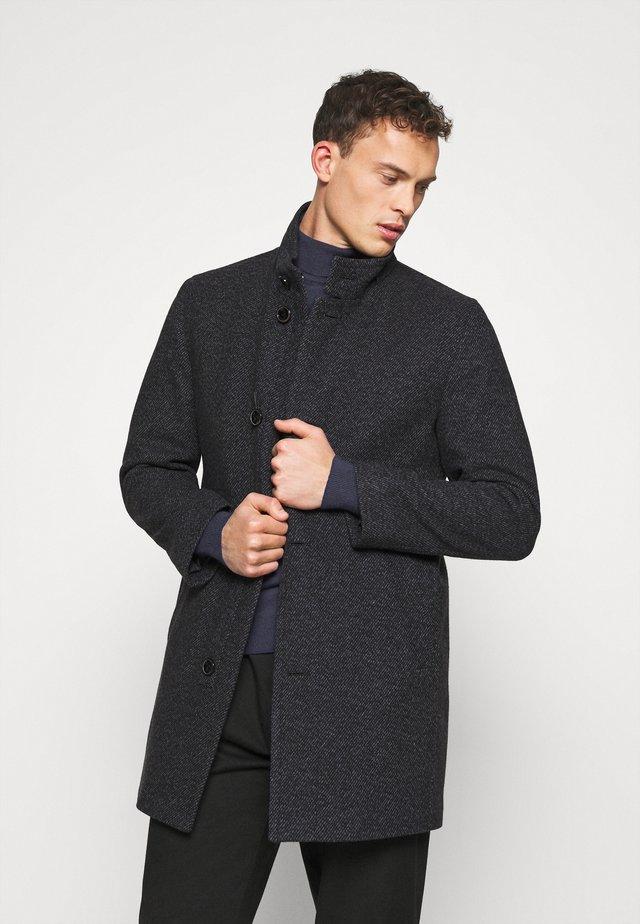 Kort kåpe / frakk - dark blue