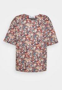 POWDER  - Print T-shirt - liberty red