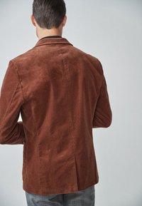 Next - CORD - Blazer jacket - brown - 2