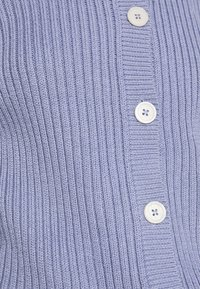 Monki - PAMELA CARDIGAN - Cardigan - blue light - 5