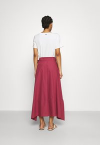 WEEKEND MaxMara - OBLARE - Pleated skirt - dunkelmauve - 2