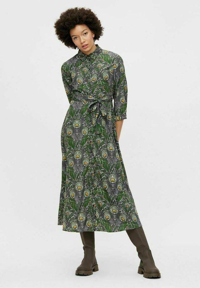 PCROSIA  - Sukienka koszulowa - seagrass