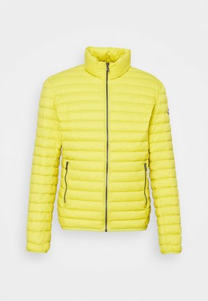 MENS JACKETS - Down jacket - yellow
