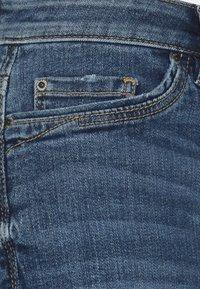 Esprit - BASIC - Denim shorts - blue medium wash - 2