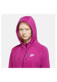 Nike Sportswear - Zip-up hoodie - lila - 3