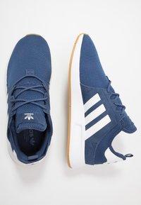 adidas Originals - X_PLR - Sneakersy niskie - tech indigo/footwear wihte - 1