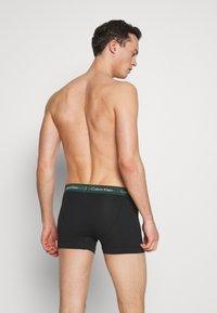 Calvin Klein Underwear - TRUNK 3 PACK - Pants - black - 1