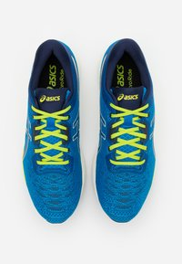 ASICS - EVORIDE - Zapatillas de running neutras - directoire blue/ ivory - 3