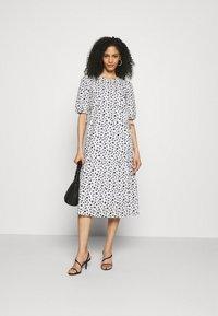 edc by Esprit - DRESS - Day dress - off-white - 1