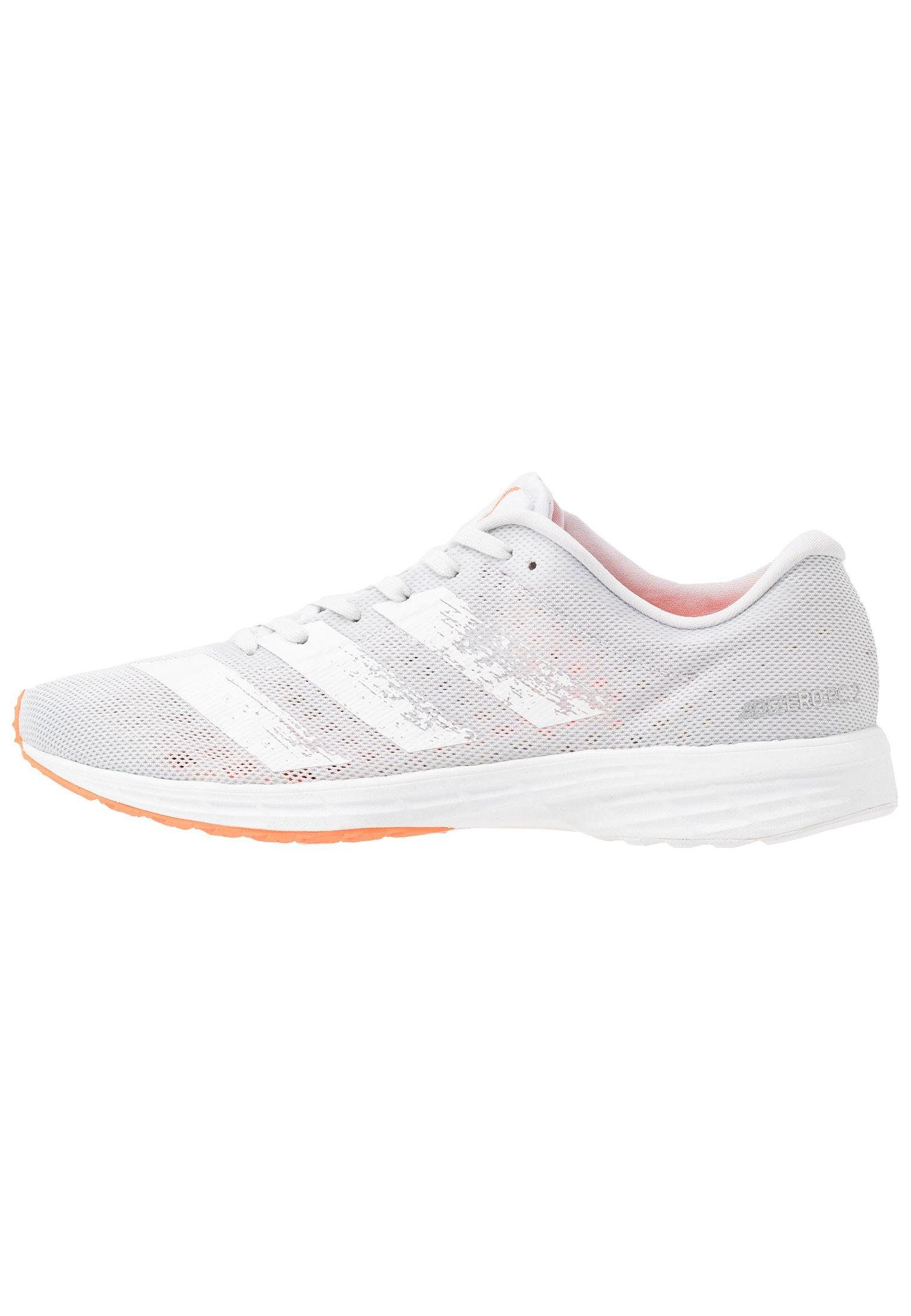 ADIZERO RC 2 Laufschuh Neutral dash greyfootwear whitesignal coral