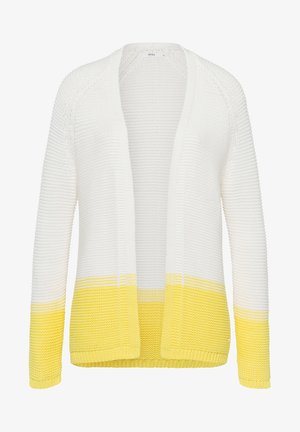 STYLE ANIQUE - Cardigan - yellow