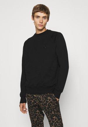 LUX CREWNECK  - Sweater - black