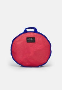 The North Face - BASE CAMP DUFFEL S UNISEX - Sports bag - horizon red/blue - 4