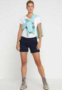 Jack Wolfskin - DESERT SHORTS  - Sports shorts - midnight blue - 1