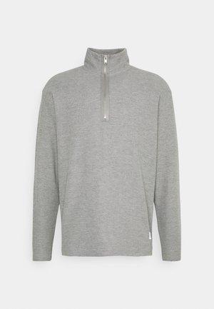 SLHRELAXDREW  - Collegepaita - light grey melange