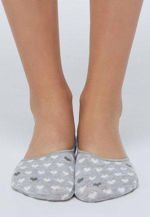 Sportovní ponožky - light grey