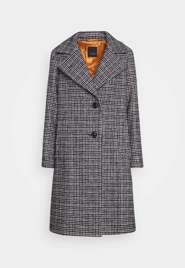 CLARETA LONG - Classic coat - medium blue