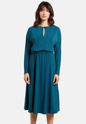 MIDI IN - Jersey dress - verde
