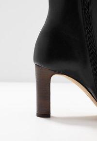 LK Bennett - MIRABEL - Classic ankle boots - black - 2