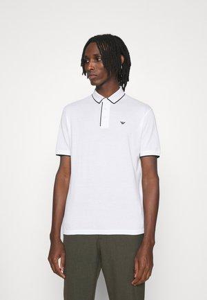 Polo shirt - bianco ottico