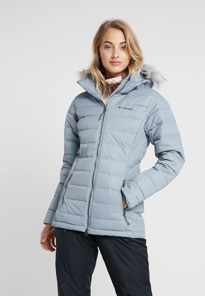 PONDERAY - Snowboard jacket - tradewinds grey