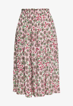 DAY FIORE - A-line skirt - smoke