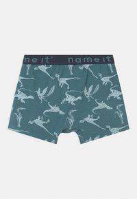 Name it - NKMBOXER 2 PACK - Pants - real teal - 1