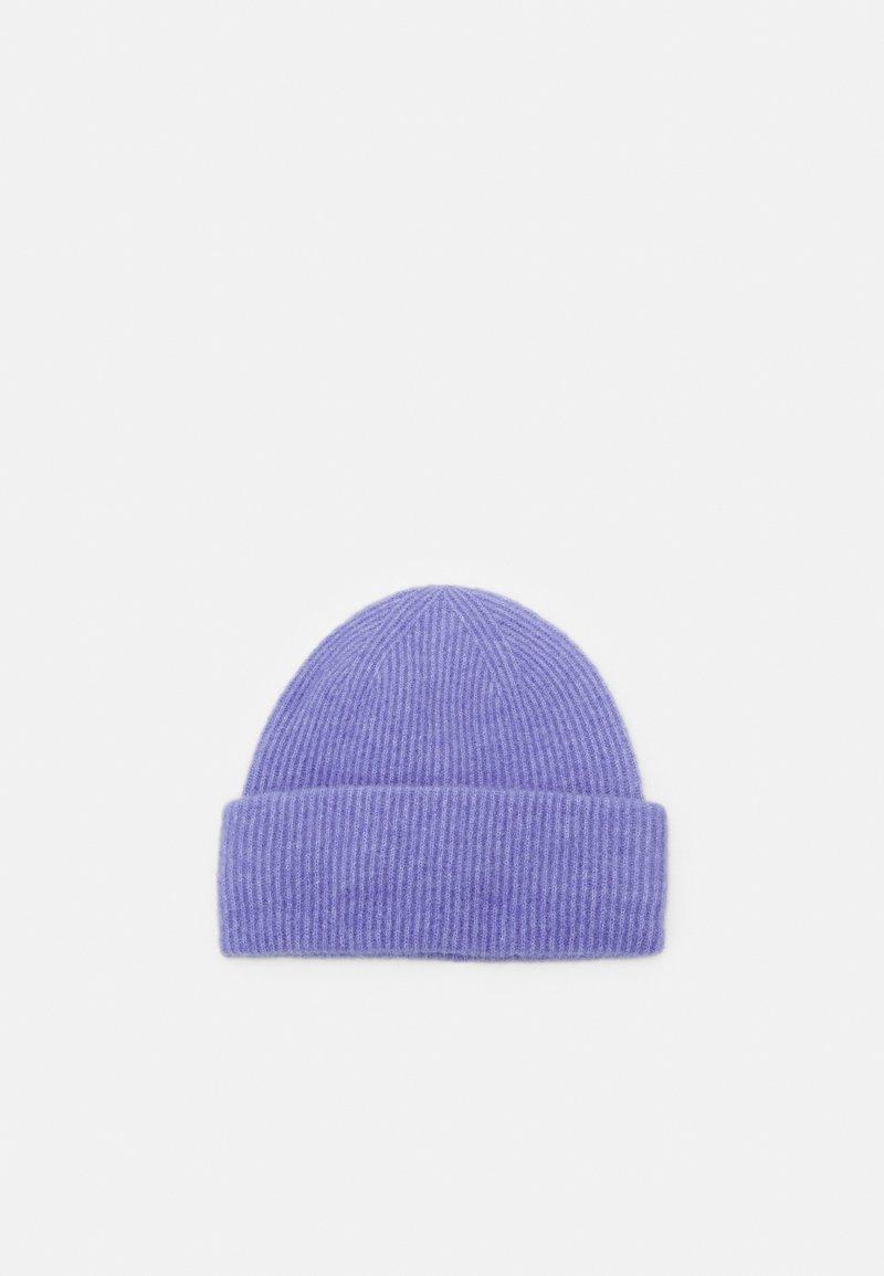 Samsøe Samsøe - NOR HAT - Beanie - aster purple melange