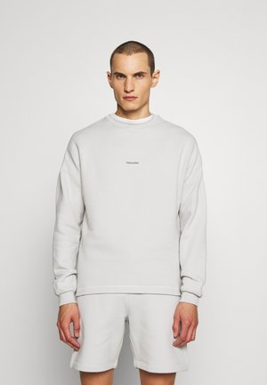 FLEA CREW - Collegepaita - light grey