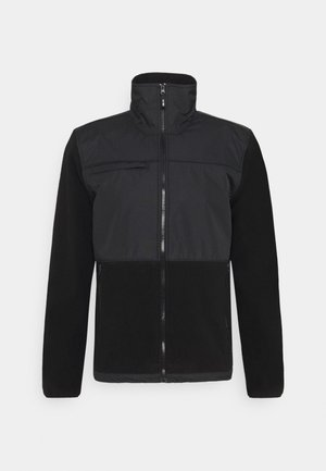 BACTON UNISEX - Fleece jacket - black