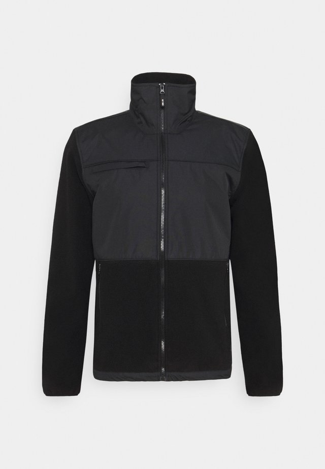 BACTON UNISEX - Giacca in pile - black