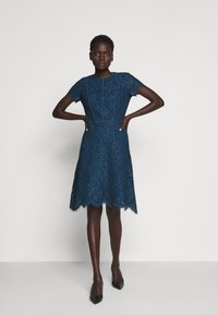 HUGO - KELIESE - Cocktail dress / Party dress - dark blue - 1