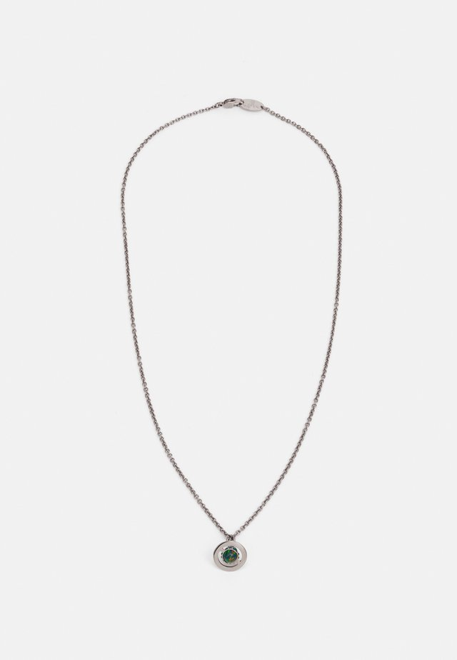ISABELITTA PENDANT UNISEX - Necklace - black/green