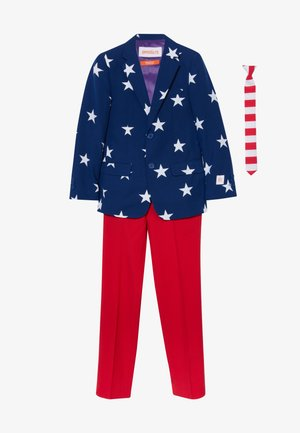 STARS AND STRIPES SET - Suit - blue/red