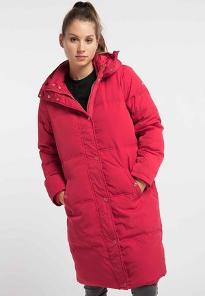 Winter coat - red