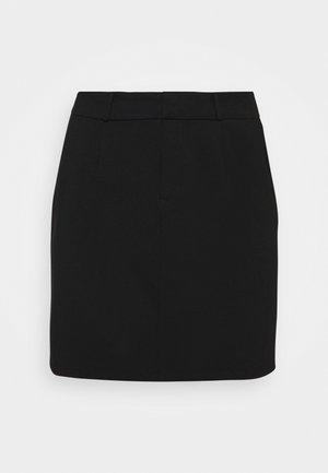 VMEVA SHORT SKIRT - Mini skirts  - black