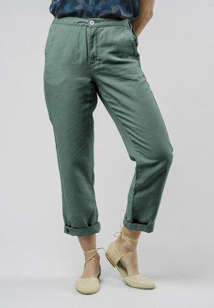 KALE  - Chinos - green