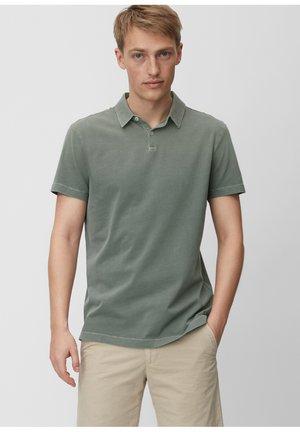 Polo shirt - balsam green