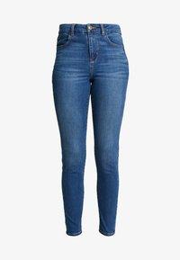American Eagle - CURVY HI RISE - Jeans Skinny Fit - fresh bright - 3