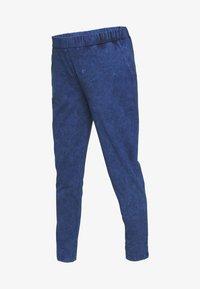 Gebe - TROUSERS FLORANCE - Kalhoty - indigo blue - 3