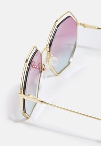 Chloé - Sunglasses - havana/gold-coloured/violet - 2