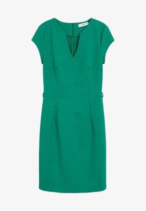 COFI6-N - Denní šaty - verde